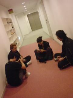 リハ室廊下