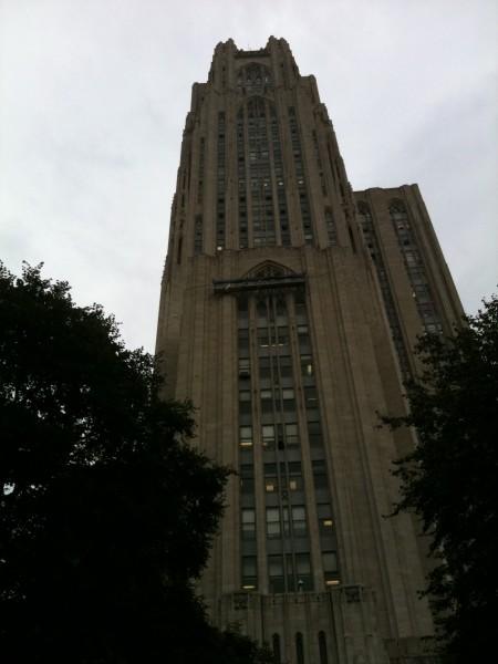 ピッツバーグ大学「学びのカテドラル」