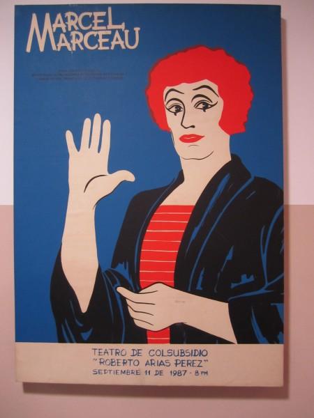 マルセル・マルソーもコルスブシディオ劇場で公演