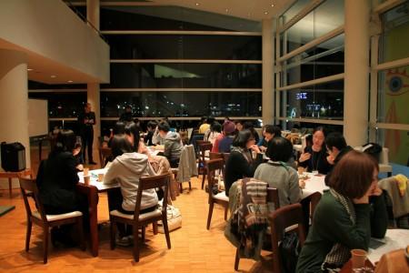 《観劇体験を深める》ワールド・カフェ