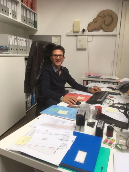 制作・経理担当/Pierre-Alain Brunner ピエールアラン・ブリュネール