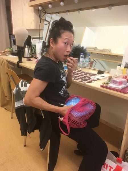 俳優/Momoyo Tateno 舘野百代