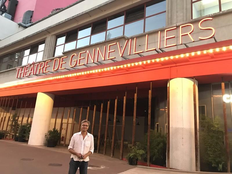 ジャンヌトーとジュヌヴィリエ劇場