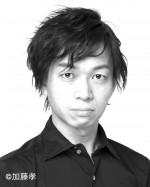 永井健二(白黒)
